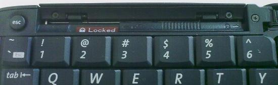 Opção para impedir fechamento do teclado