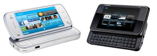 N97 vs N900 - Qual lado da força você escolhe?
