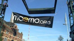 Primeiro dia de Maemo Summit. O circo está montado (foto de timsamoff, via twitpic)