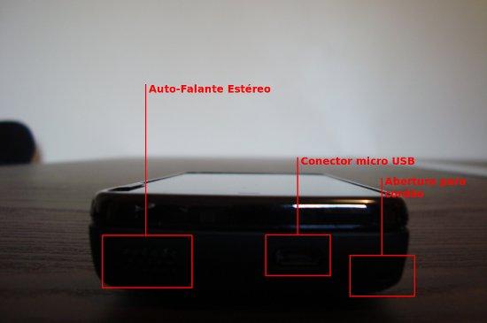 N900 - Mapa de hardware